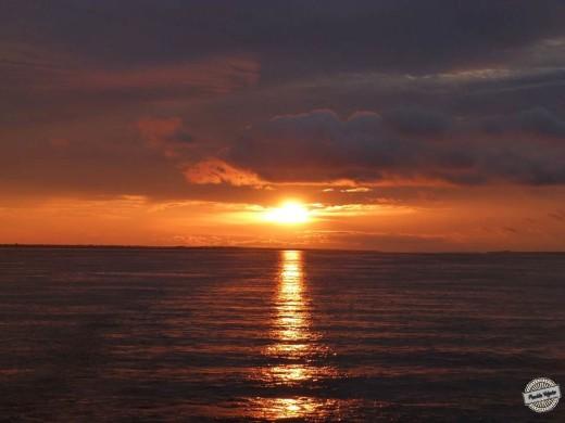 por do sol barco2