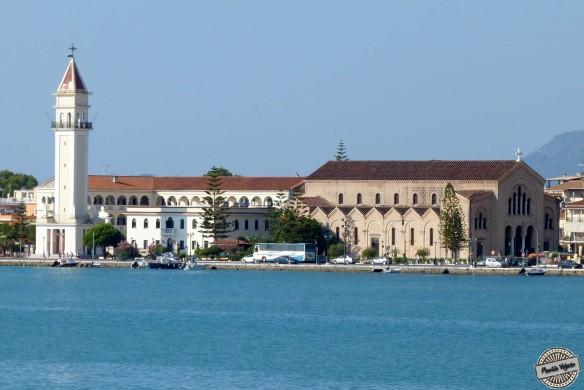 Zakynthos Town. Catedral.
